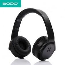 SODO MH1 BLUETOOTH HEADPHONES 2 IN 1 SPEAKER MH3